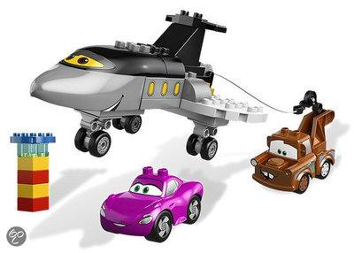 Siddeley schiet te hulp / Cars serie (B-keuze)