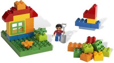 Mijn eerste Lego Duplo set