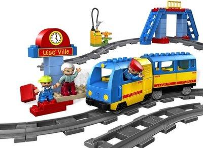 Trein beginset (nu met messing tandwiel in de trein!) 5608