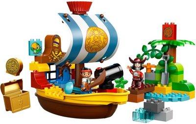 Jake's Piratenschip Bucky