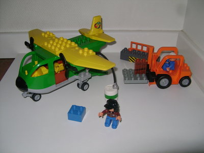 Vrachtvliegtuig
