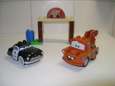Takels Werkplaats (Cars)