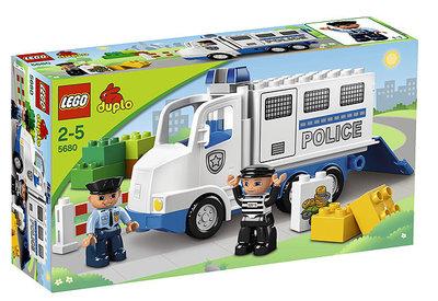 Politietruck (in originele doos)