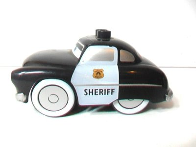 Sheriff uit de Cars serie