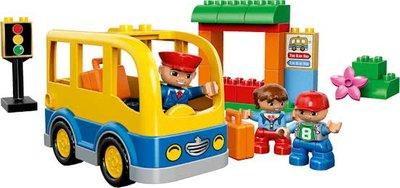 Schoolbus (nieuw model, iz.g.s.)