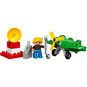 Lego Duplo Klein Vliegtuig Wwwspeelgoedshopnu
