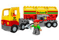 Tankwagen-Octan