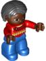 Getinte-Vrouw-met-zwarte-haren-rode-trui-en-blauwe-broek-(NIEUW)