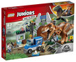 LEGO-Juniors-Jurassic-World-T-rex-ontsnapping-10758