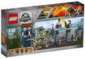 LEGO-Jurassic-World-aanval-op-de-uitkijktoren-van-Dilophosaurus-75931
