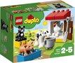 LEGO-DUPLO-boerderijdieren-10870-(NIEUW-IN-ONGEOPENDE-DOOS)
