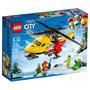 LEGO-City-ambulancehelikopter-60179