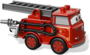 Duplo Cars Red brandweerwagen_7